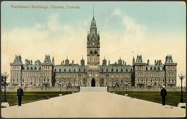 Parliament Buildings Open - NE