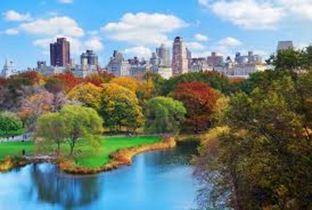 Visitando Central Park