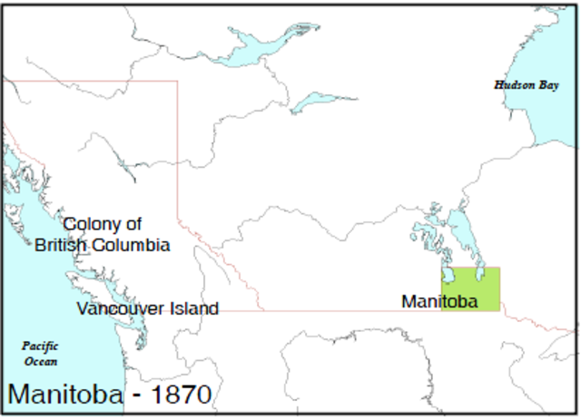 Manitoba Joins Confederation - PN