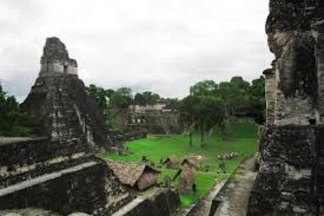 mayan city states