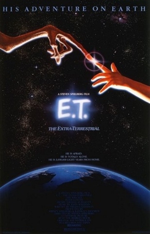 E.T. : The Extra Terrestrial