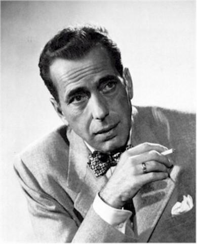 Humphrey Bogart Dies of Esophageal Cancer