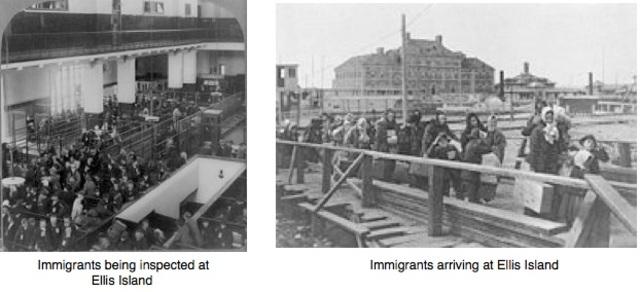 Ellis Island Immigration Station
