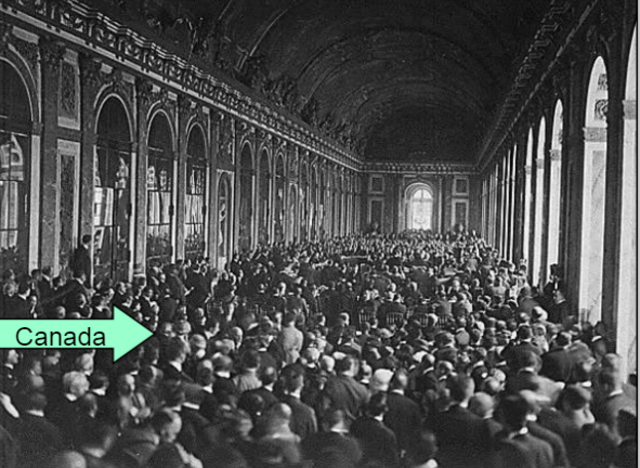Treaty of Versailles is Signed - WB