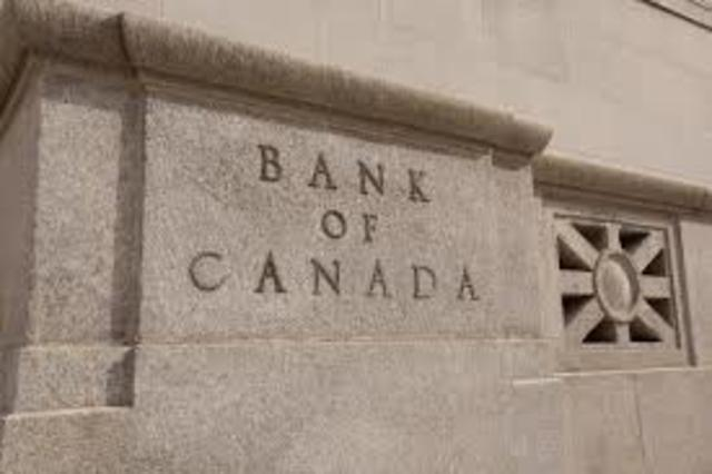Bank of Canada is Fomed - NE