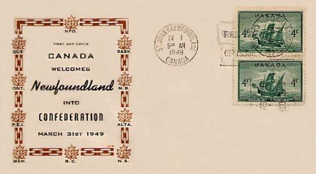 Newfoundland and Labrador Join Confederation - PN