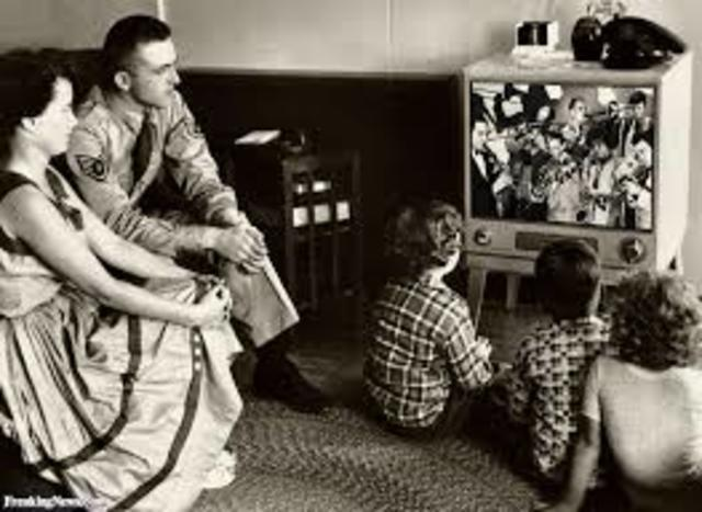 Canada's First Television Broadcast - NE