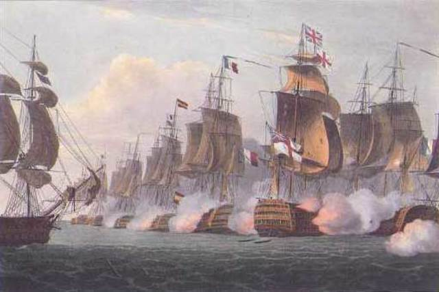 British Blockade France