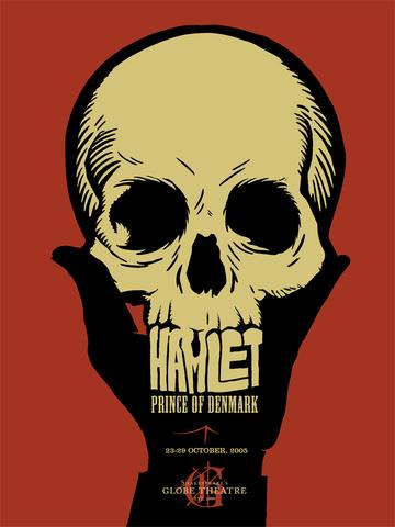 Hamlet is Written