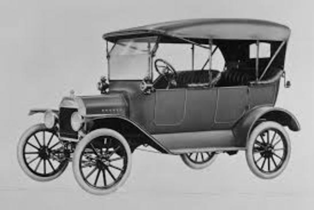 Model T Upgrade