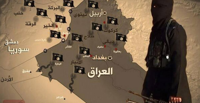 June ISIS Seizing Control