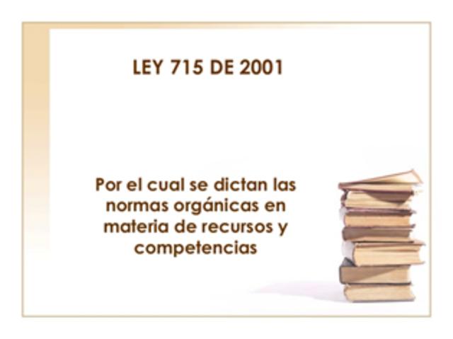 LEY 715