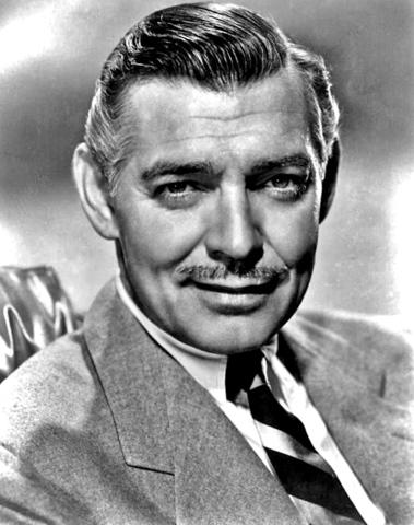 Clark Gable Dies of Coronary Thrombosis