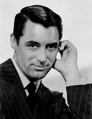 Cary Grant Dies of a Cerebral Hemorrhage