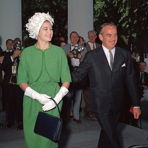 Grace Kelly Marries Prince Rainier, Leaves Hollywood Forever