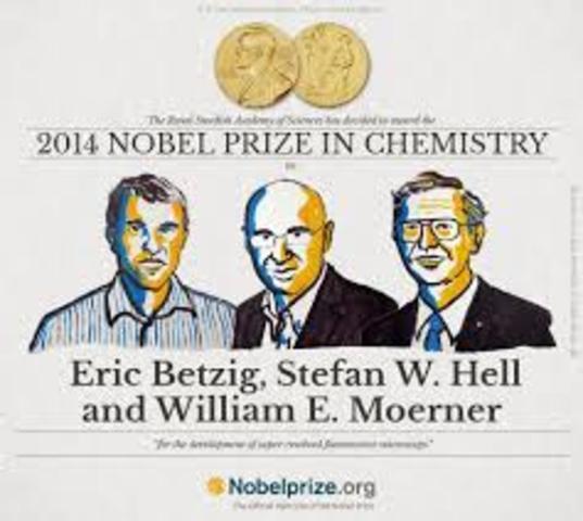 Chemistry Nobel Prize for super microscopes