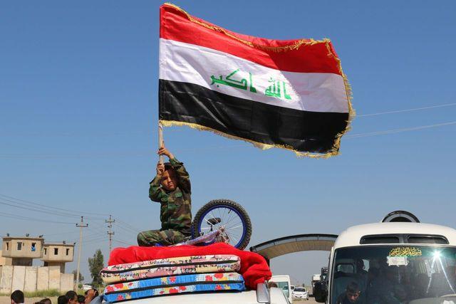 Iraqi Victory Over ISIS