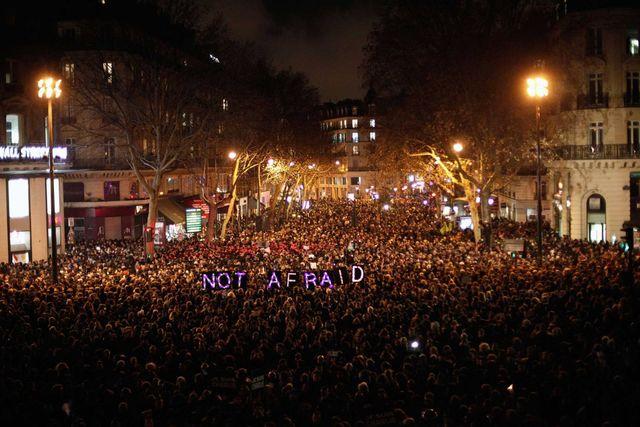 ISIS Strikes Paris