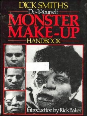 DIY Monster Makeup Handbook