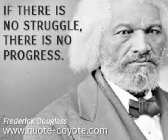 Pt 1 Frederick Douglass (Supposedly) Born