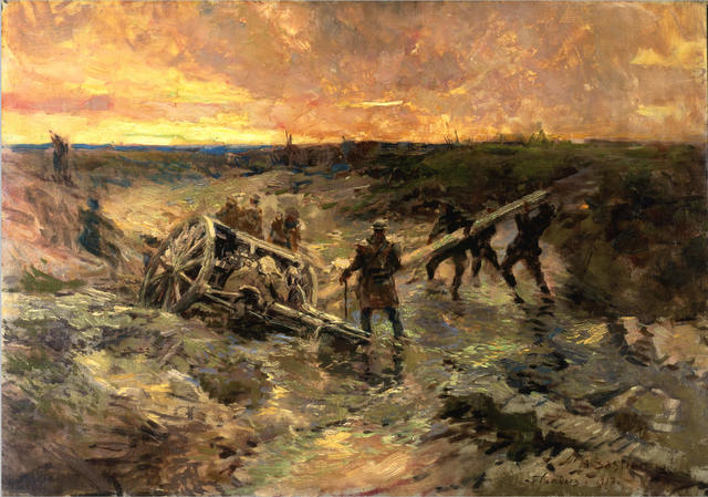 Canada joins battle of Passchendaele