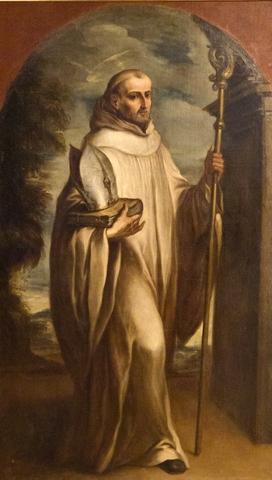 Nace San Bernardo de Claraval