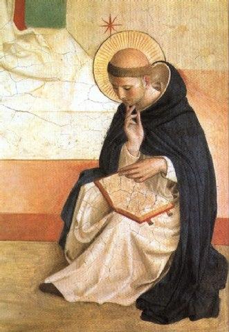 Nace Santo Domingo de Guzmán