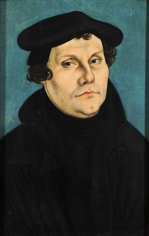 Nace Martín Lutero