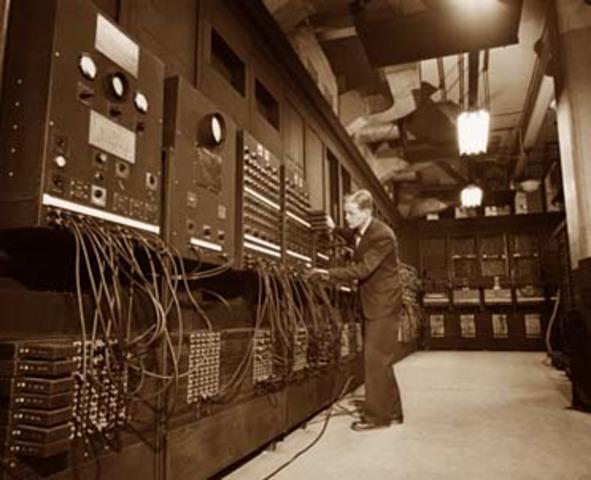 ЭВМ ENIAC