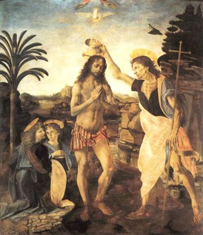 Leonardo da Vinci's Aprenticeship with Verrochio