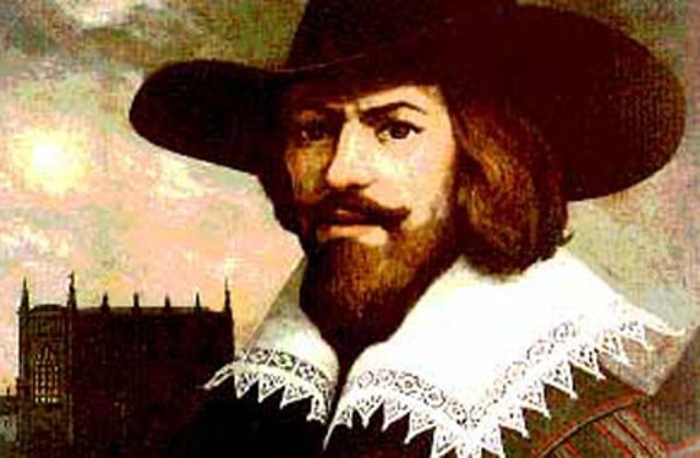 Guy Fawkes sentenced to death