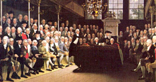 Parliament votes for Charles II to ascend the English throne