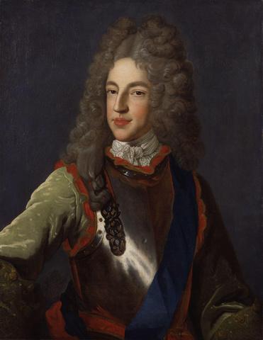 James II inherits throne to England