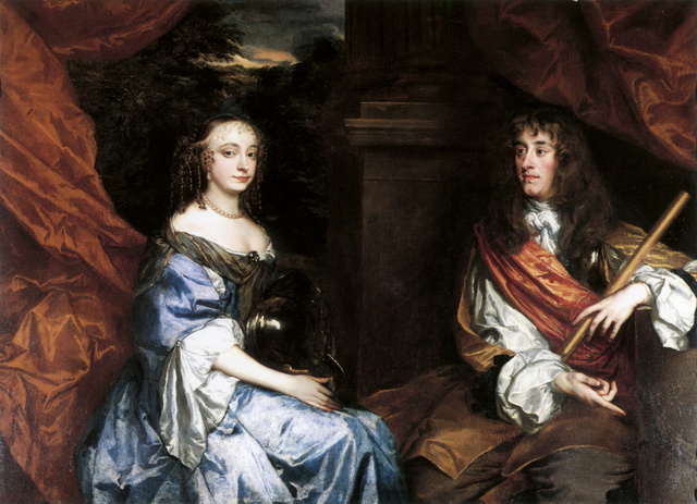 James II's wife gives birth to a son