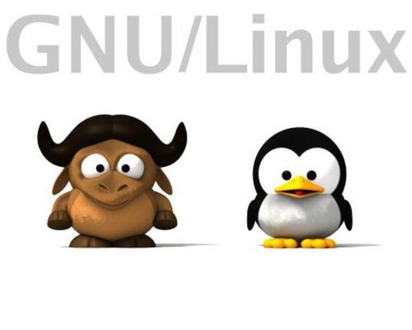 AÑOS 90, GNU/LINUX
