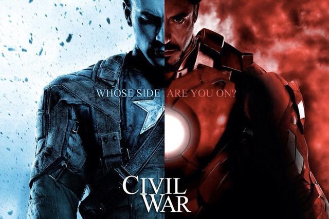 Estreno de Captain America: Civil War