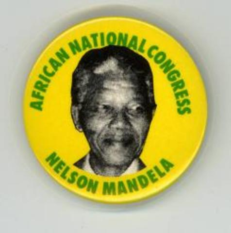 Elected president of the ANCYL
