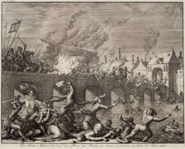 End of the Thirty Years' War
