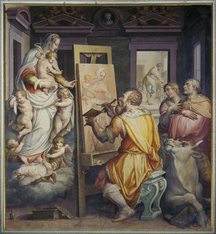 Leonardo da Vinci is Accepted Into Guild of St.Luke ( Painters Guild of Florence)