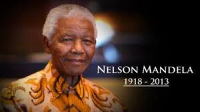 Mandela's  Death