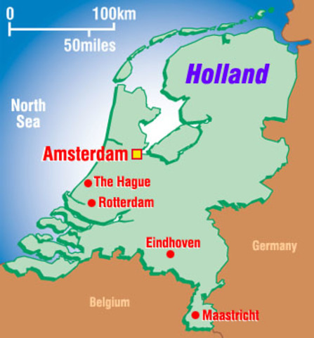 Exile in Holland