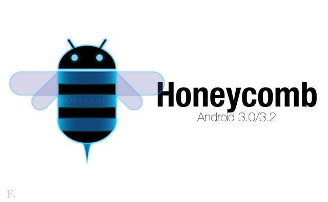 Android 3.x Honeycomb