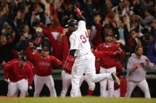Red Sox overcome from being down 0-3