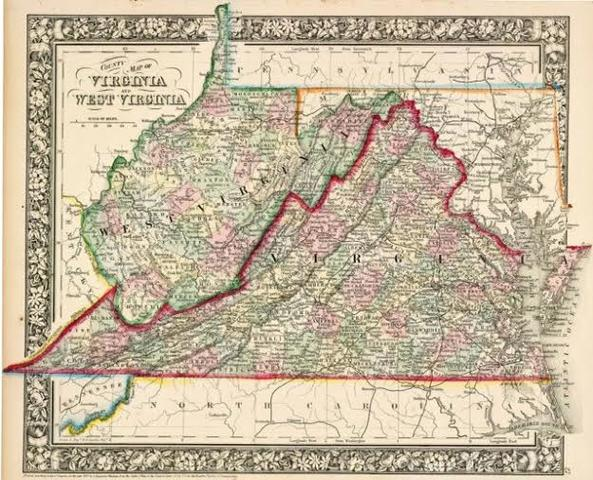 West Virginia Statehood Bill