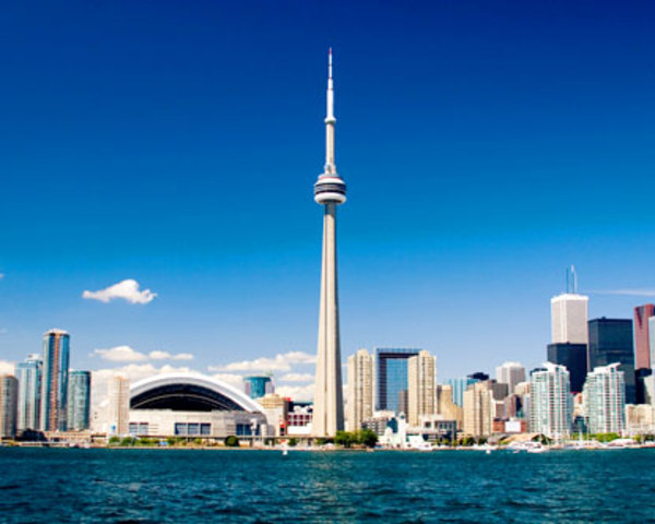 CN Tower Opens