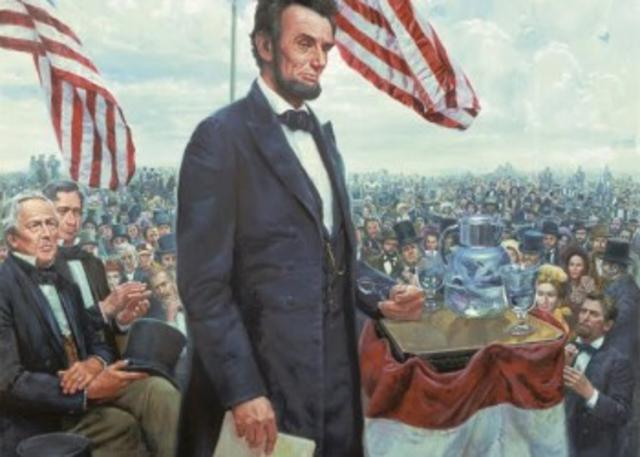 Lincoln's Last Public Address