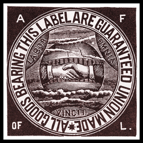 The American Federation of Labor was founded
