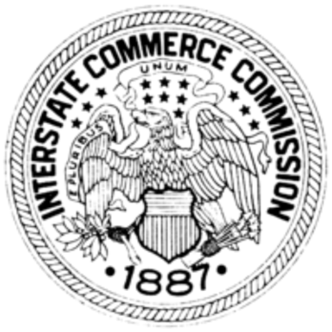The Interstate Commerce Act is issued