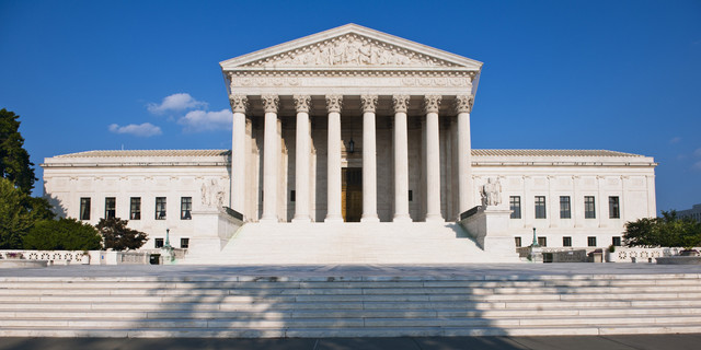 The Supreme Court strikes down an income tax.