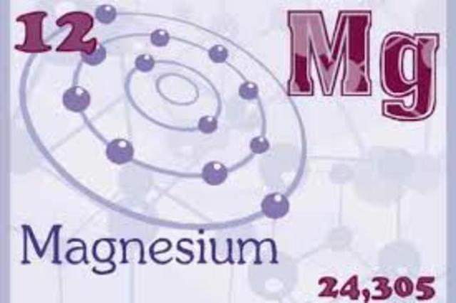 ανακάλυψη μαγνησίου